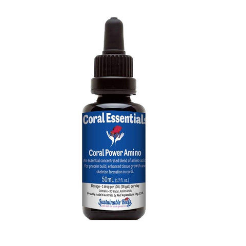 Coral Essentials Coral Power Amino