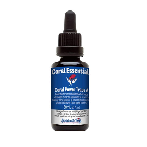 Coral Essentials Coral Power Trace A