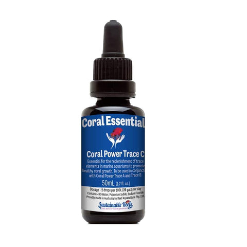 Coral Essentials Coral Power Trace C
