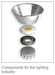 BJB Components for the Lighting Industry