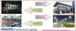 Ved Group / Ved Electricals: The Lighting & Specialty