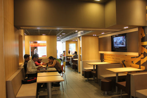 mcdonalds strategy in india case study