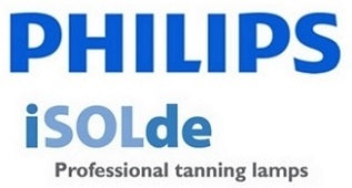 Philips iSOLde Cleo Professional Tanning Lamps