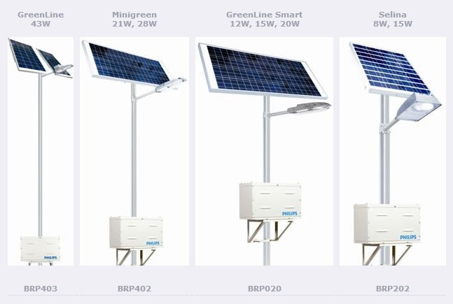 Philips Solar Led Street Lighting Solutions Philips