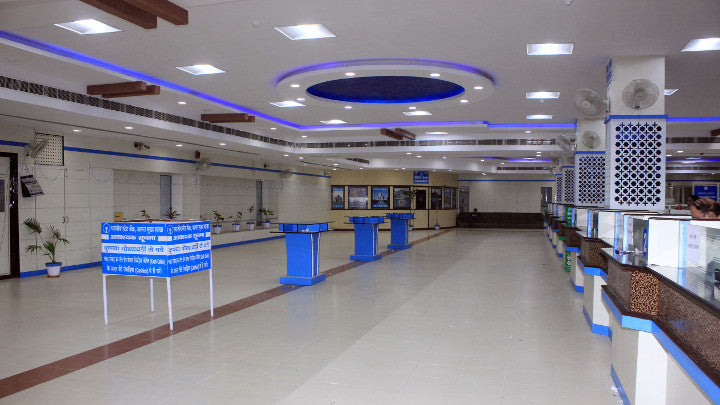 State Bank of India, Agra, India