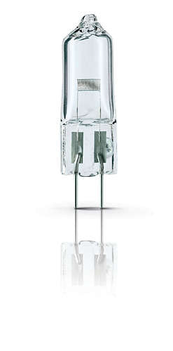 Philips Halogen Non-Reflector 7027 50W G6.35 12V 1CT (Qty. 10)