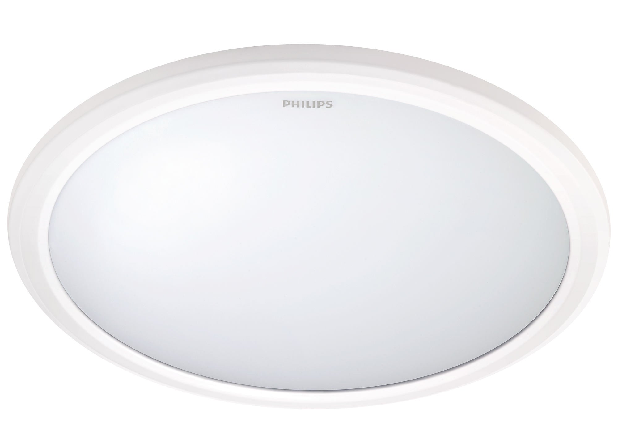 Philips LED Ceiling Light 12W 6500K Cool Daylight Waterproof IP65
