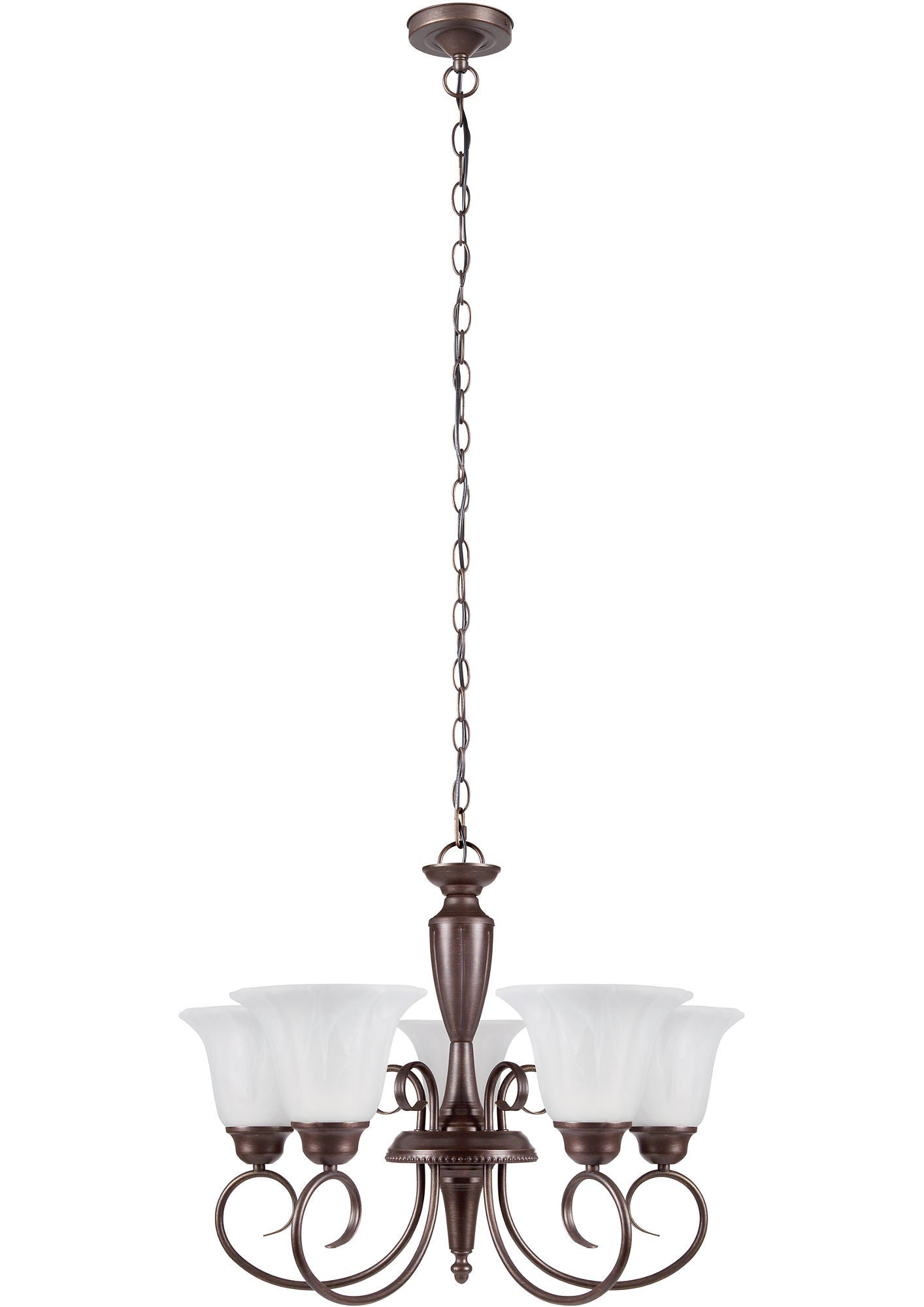 Philips myLiving Chandelier (Suspension Light) (Adjustable Height)