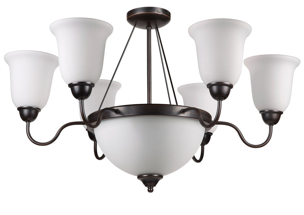 Philips myLiving Chandelier (Up/Down Light Swivel ... on Myliving Outdoors id=18870