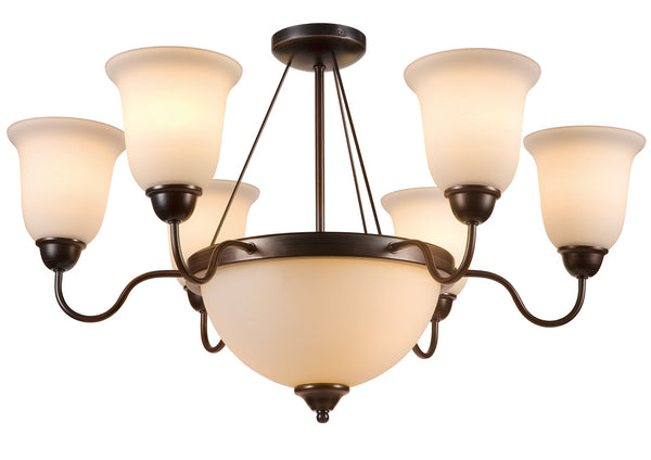 Philips myLiving Chandelier (Up/Down Light Swivel ... on Myliving Outdoors id=91907