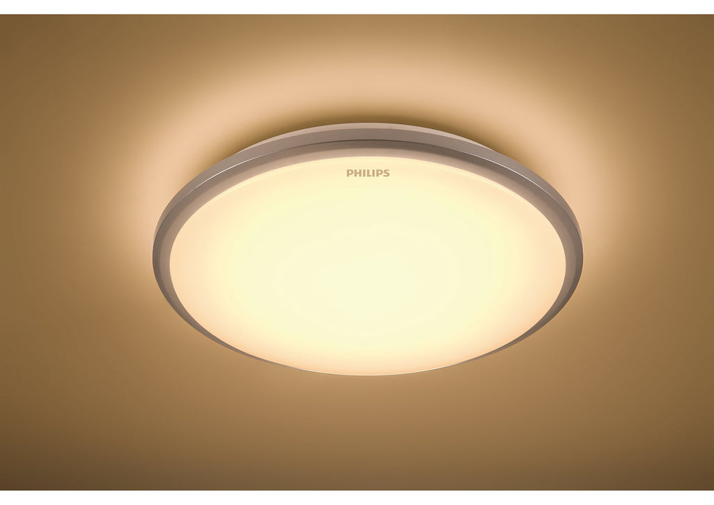 Philips led ceiling light 2700k warm white golden yellow 12w