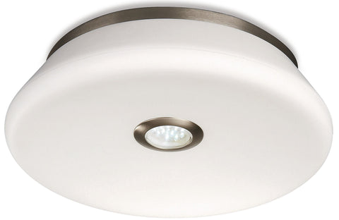 Philips Aquafit Ceiling Light with LED Night Light Mode (Waterproof)