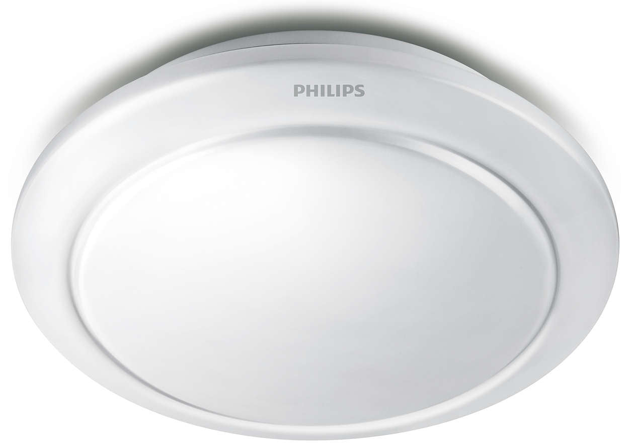 Philips LED Ceiling Light 6500K 10W