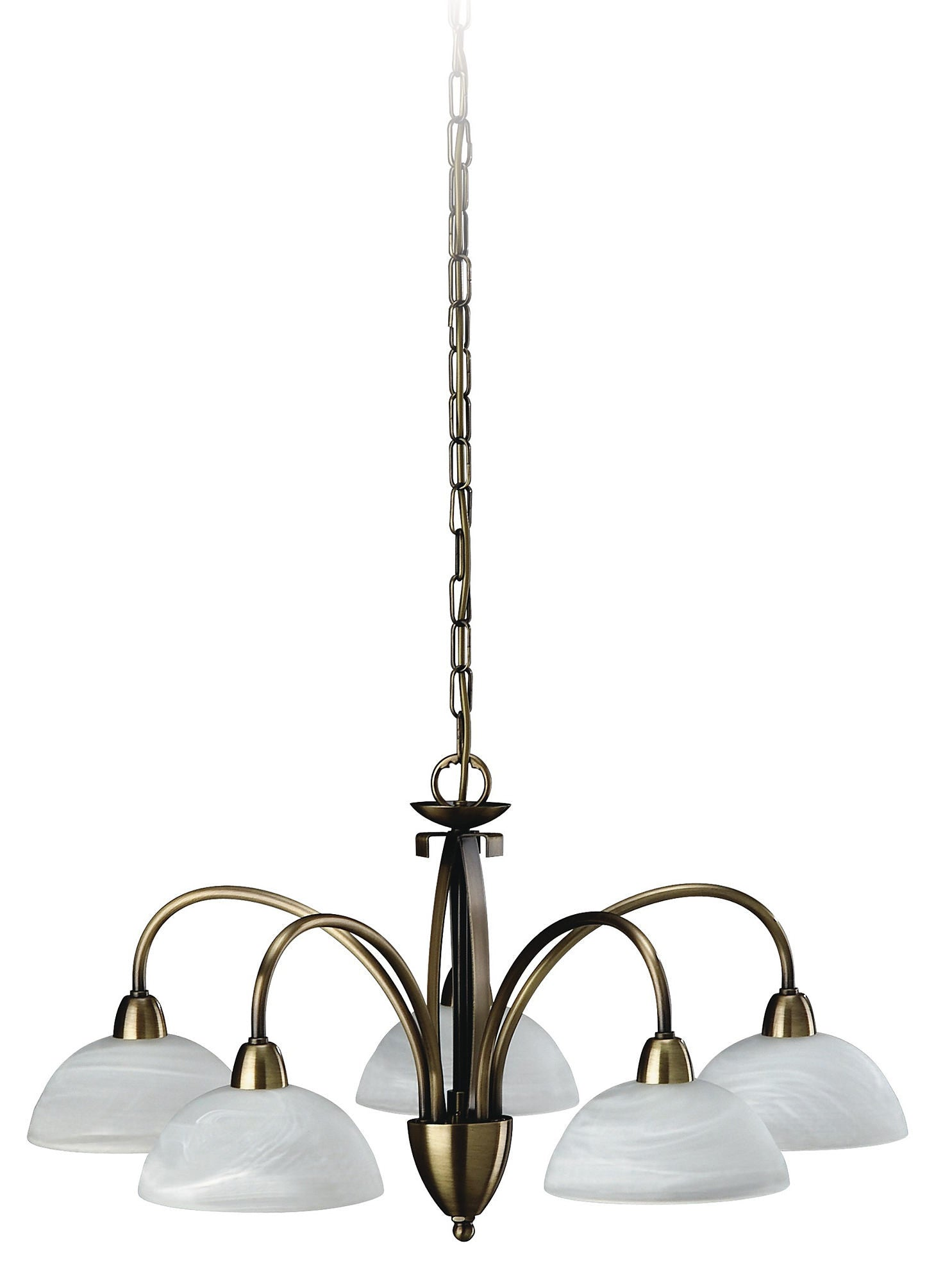 Philips Roomstylers Chandelier (Suspension Light) (Adjustable Height)
