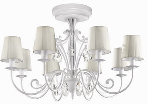 Philips Roomstylers Crystal Chandelier (Ceiling Light)