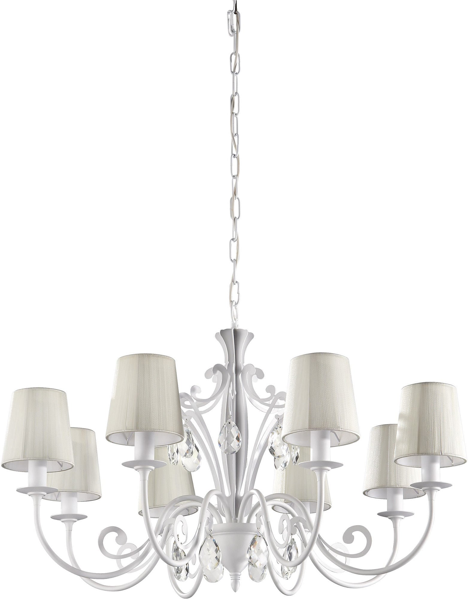 Philips Roomstylers Crystal Chandelier (Suspension Light)