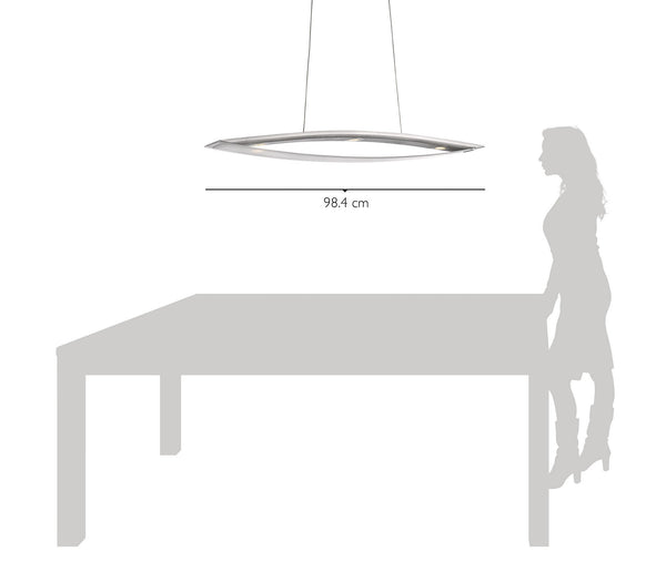 Philips Ledino LED Suspension Light (DimTone-Create/Adjustable Height)