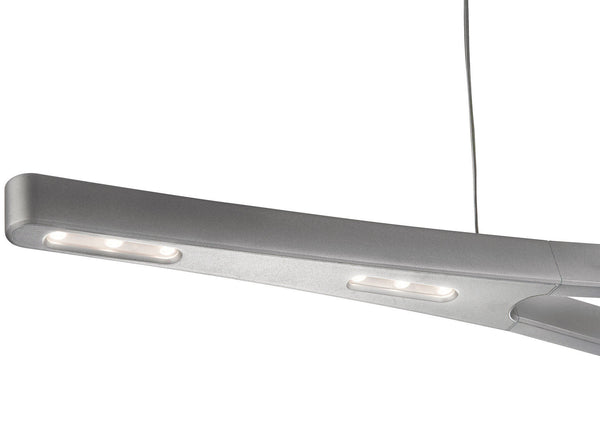 Philips Ledino LED Suspension Light (Dimmable, Adjustable Height)