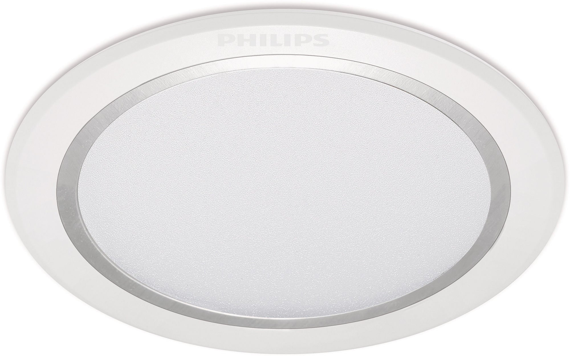 Philips LED Recessed Spot Light / Downlight (20x0.5W 2700K Warm White)