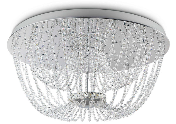 Philips Beaulyst LED Crystal Chandelier / Ceiling Light