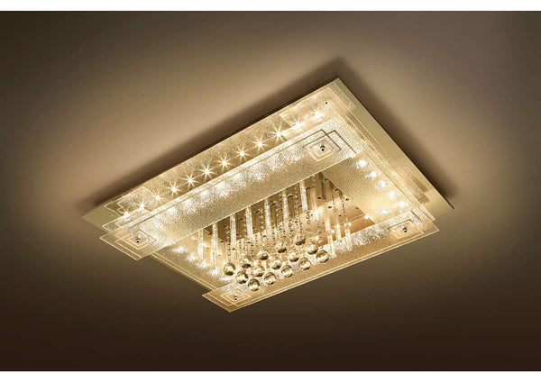 Philips Tilyst LED Crystal Chandelier / Ceiling Light