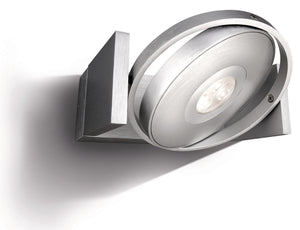Philips Roomstylers LED Spot & Wall Light (On-base Switch, Dimmable)