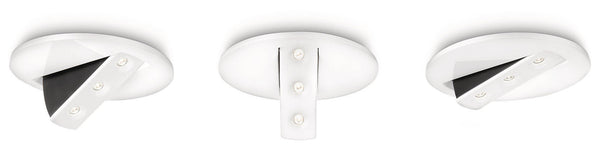 Philips SmartSpot LED Downlight (Set of 3, IP21 Protection)