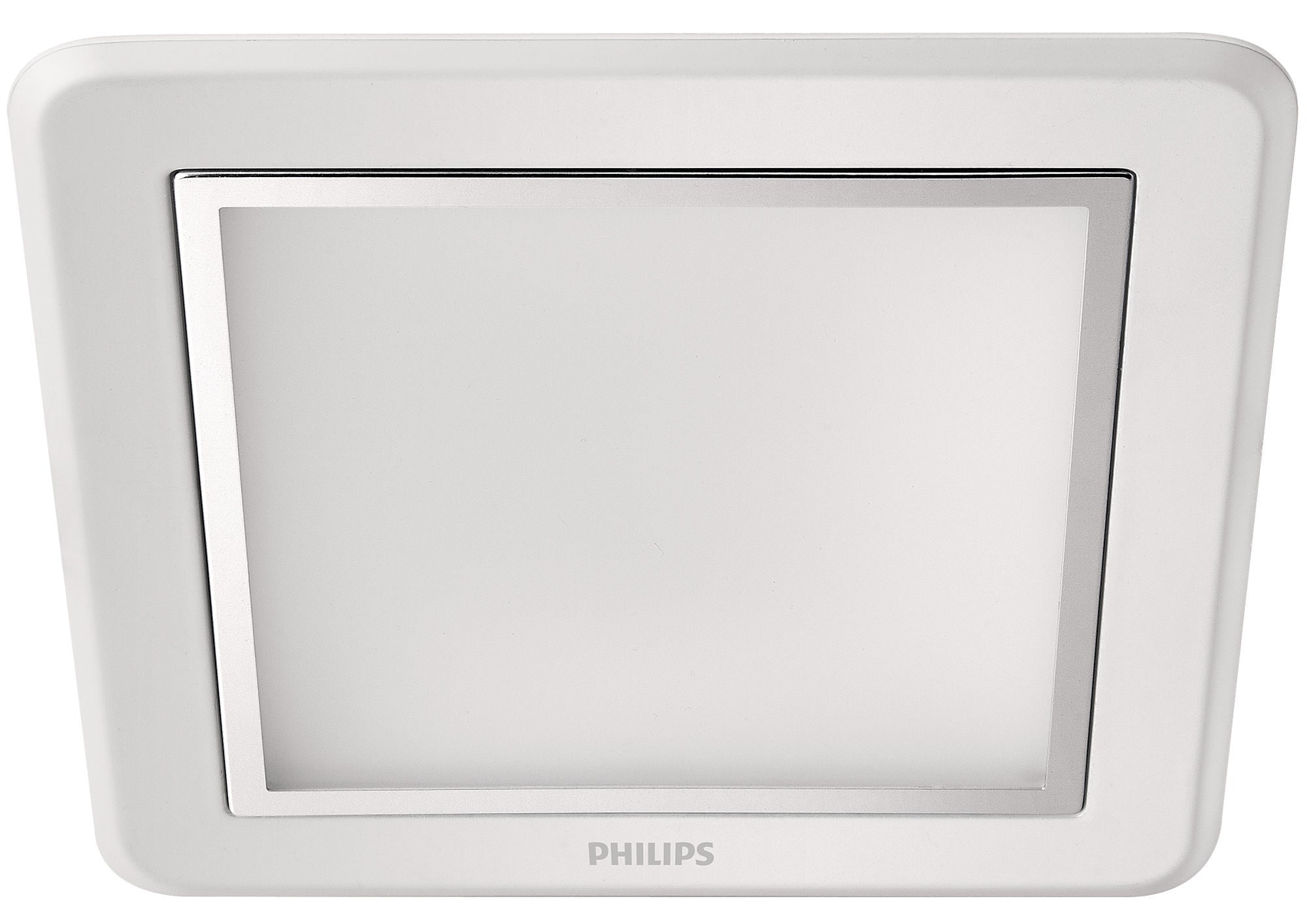 Philips LED Recessed Spot Light / Downlight (7W 2700K Warm White)