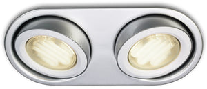 Philips Recessed Spot Light (IP23 Protection)