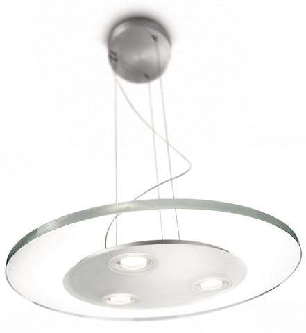 Philips Ledino LED Suspension Light (Dimmable, Light Colour Selection)