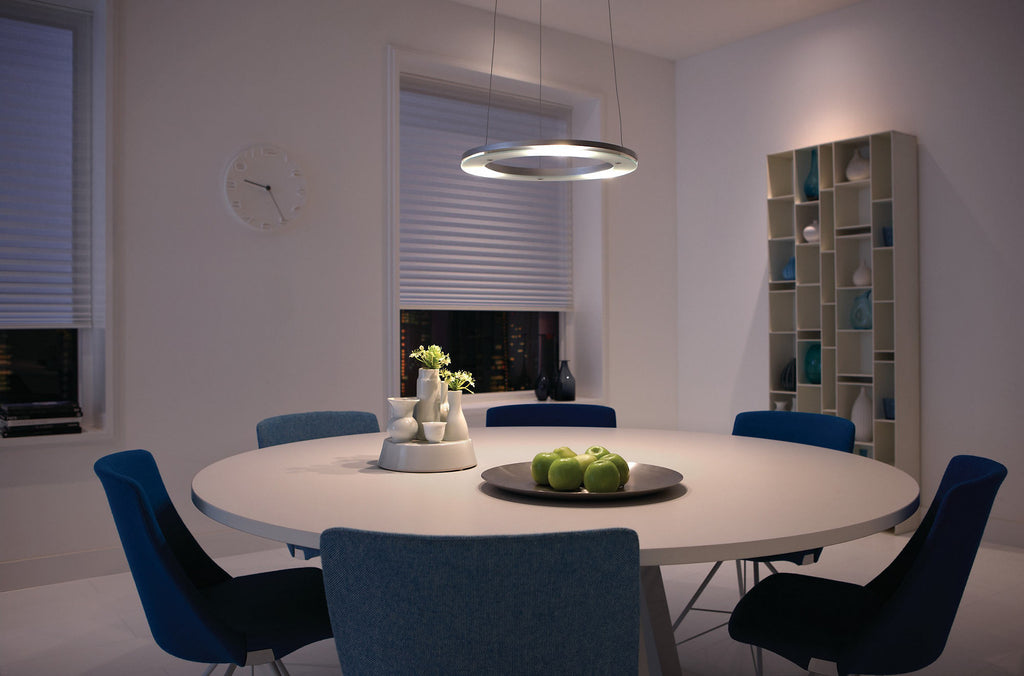 Philips ledino led suspension light dimmable light colour selection