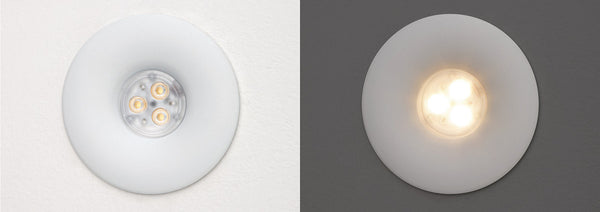 Philips Ledino LED Recessed Spot Light / Downlight (Dimmable, IP23)