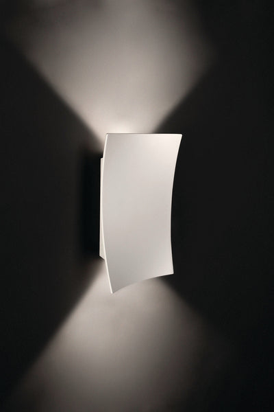Philips Ledino LED Sail Wall Light (On-Base Switch)