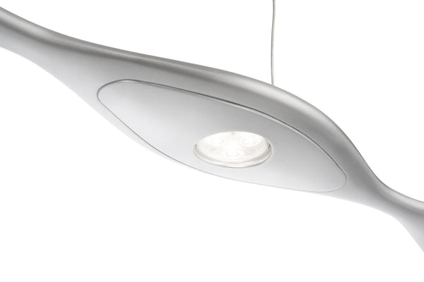 Philips Ledino LED Wave Suspension Light (Adjustable Height)