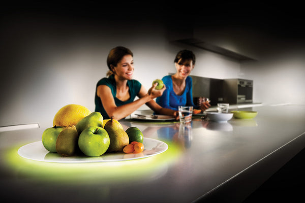 Philips Lumiware LED Colour Changing Platter / Fruit & Sweet Platter
