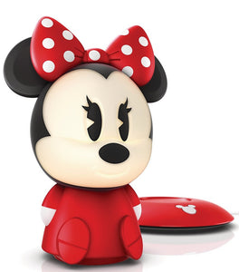 Philips Disney Minnie Mouse SoftPal Portable LED Light Friend