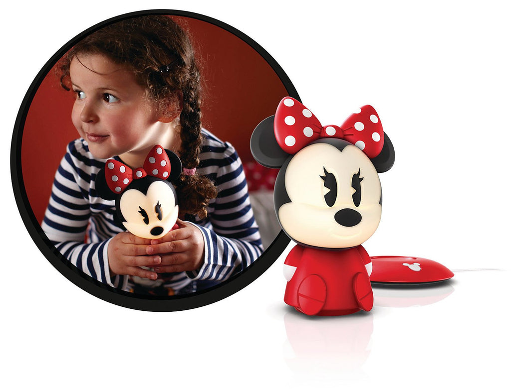 Philips Disney Minnie Mouse Softpal Portable Led Light