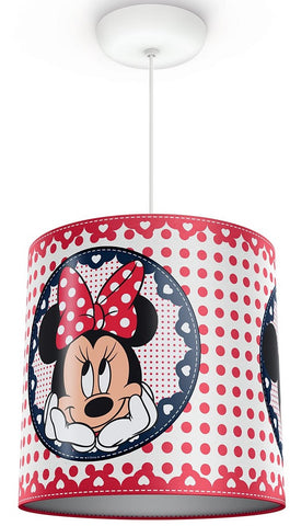Philips Disney Minnie Mouse Suspension Light (Adjustable Height)