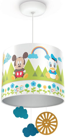 Philips Disney Mickey Mouse Suspension Light (Adjustable Height)