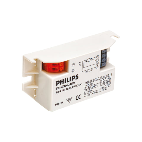 Philips EBS 114 230 SH UV Lamp Ballast/Choke (Qty. 12)