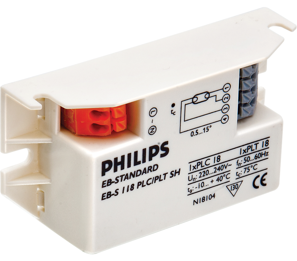 Philips EBS 118 230 SH UV Lamp Ballast/Choke (Qty. 10)