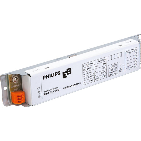 Philips EBT 236 TLD UV Lamp Ballast/Choke (Qty. 4)