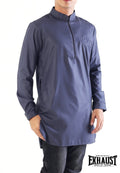 Exhaust Baju Kurta (M) 89627#8 - Exhaust Garment