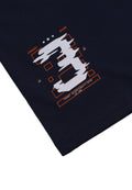 EXHAUST LOGO PRINT T SHIRT 1031 - Exhaust Garment