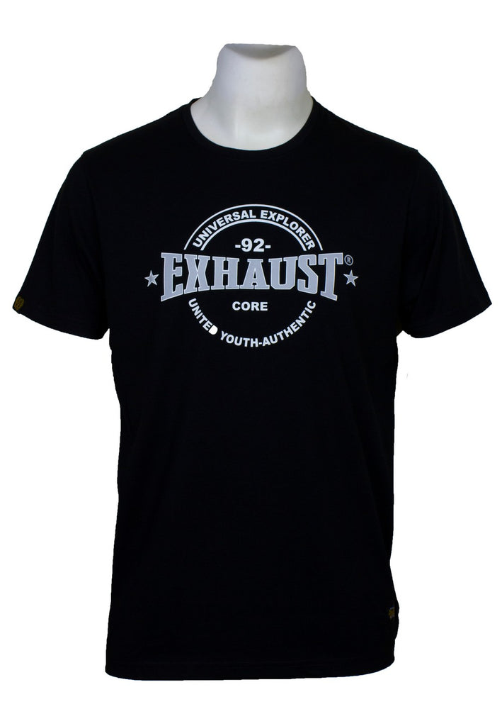 Exhaust Roundneck Printed T-shirt 856 - Exhaust Garment