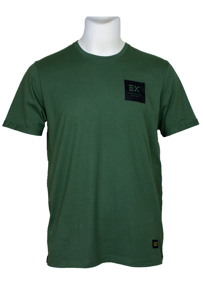 Exhaust Roundneck Printed T-shirt 857 - Exhaust Garment