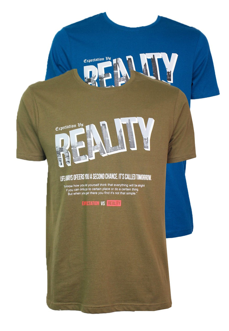 Expectation vs Reality T-shirt 965 - Exhaust Garment
