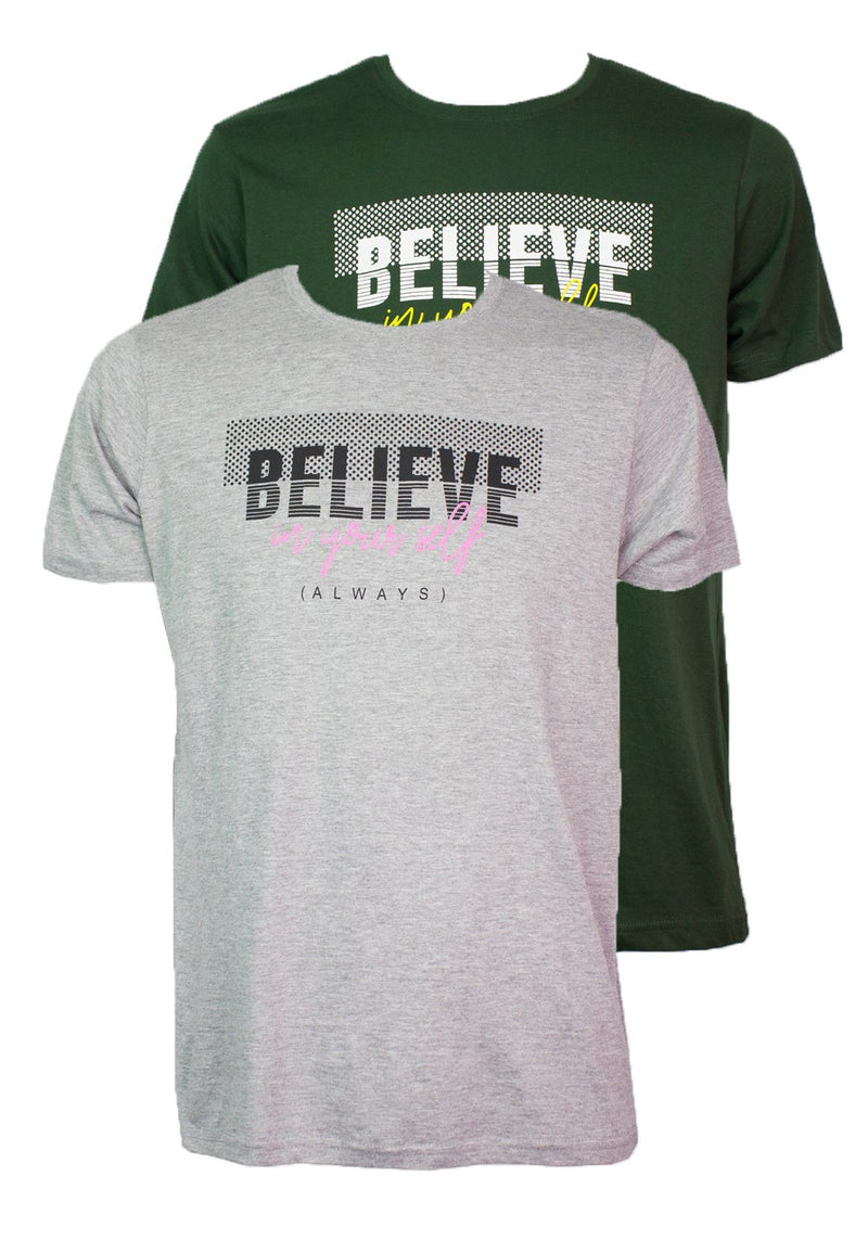 Believe in yourself T-shirt 967 - Exhaust Garment