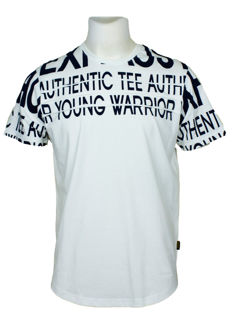 Exhaust Roundneck Printed T-shirt 860 - Exhaust Garment