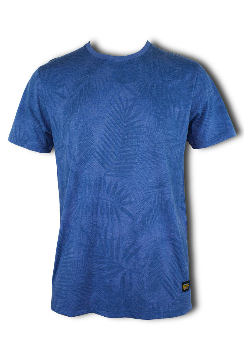 Men Roundneck Short Sleeve T Shirt 875